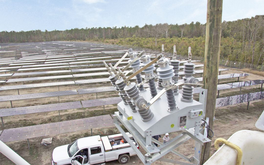 First TranSwitcher® Installation Takes Place at Southeastern Solar Farm