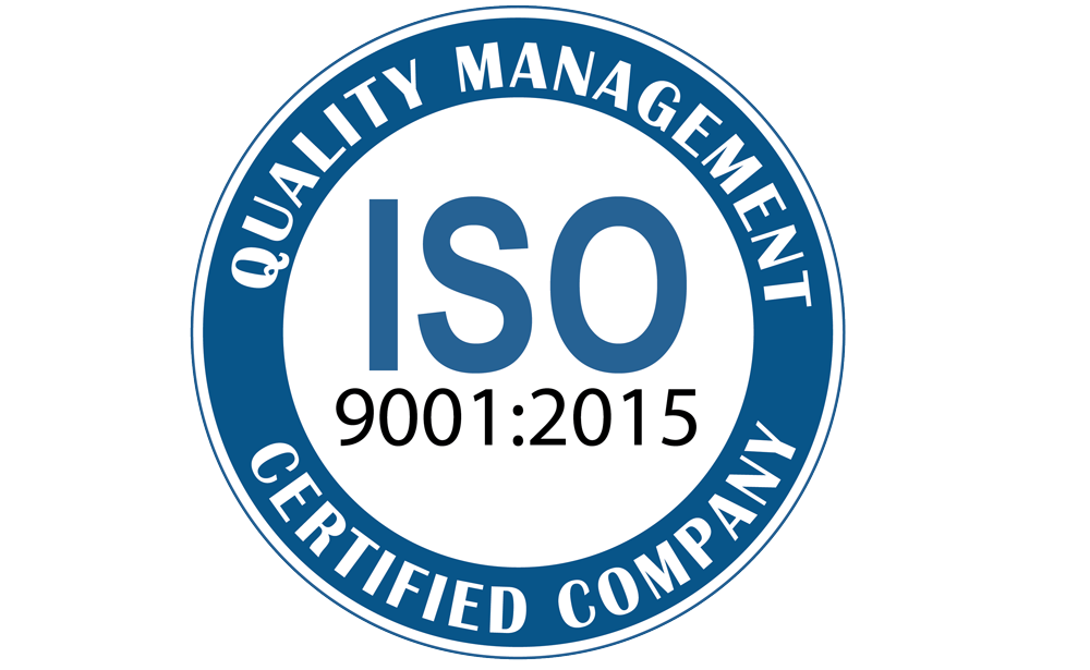 Southern States Officially Recognized as an ISO 9001:2015 Certified Company